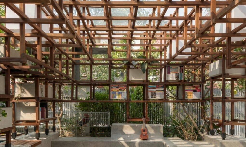biblioteca Vietnã aquaponia 12