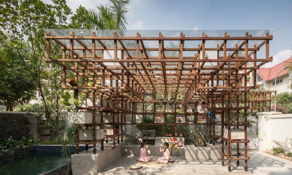 biblioteca Vietnã aquaponia 2