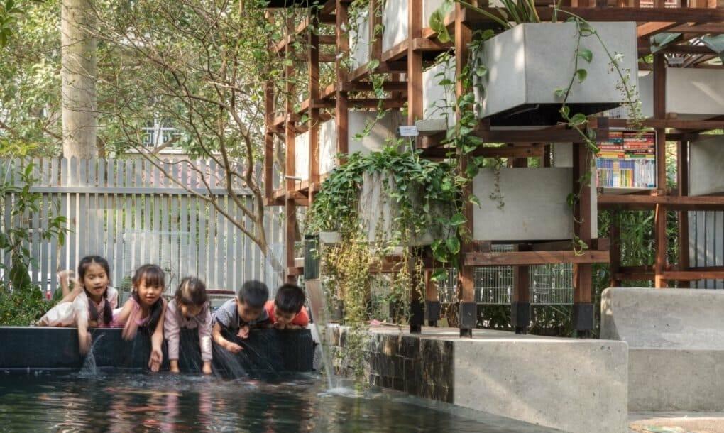 biblioteca Vietnã aquaponia 7