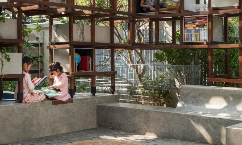 biblioteca Vietnã aquaponia 8