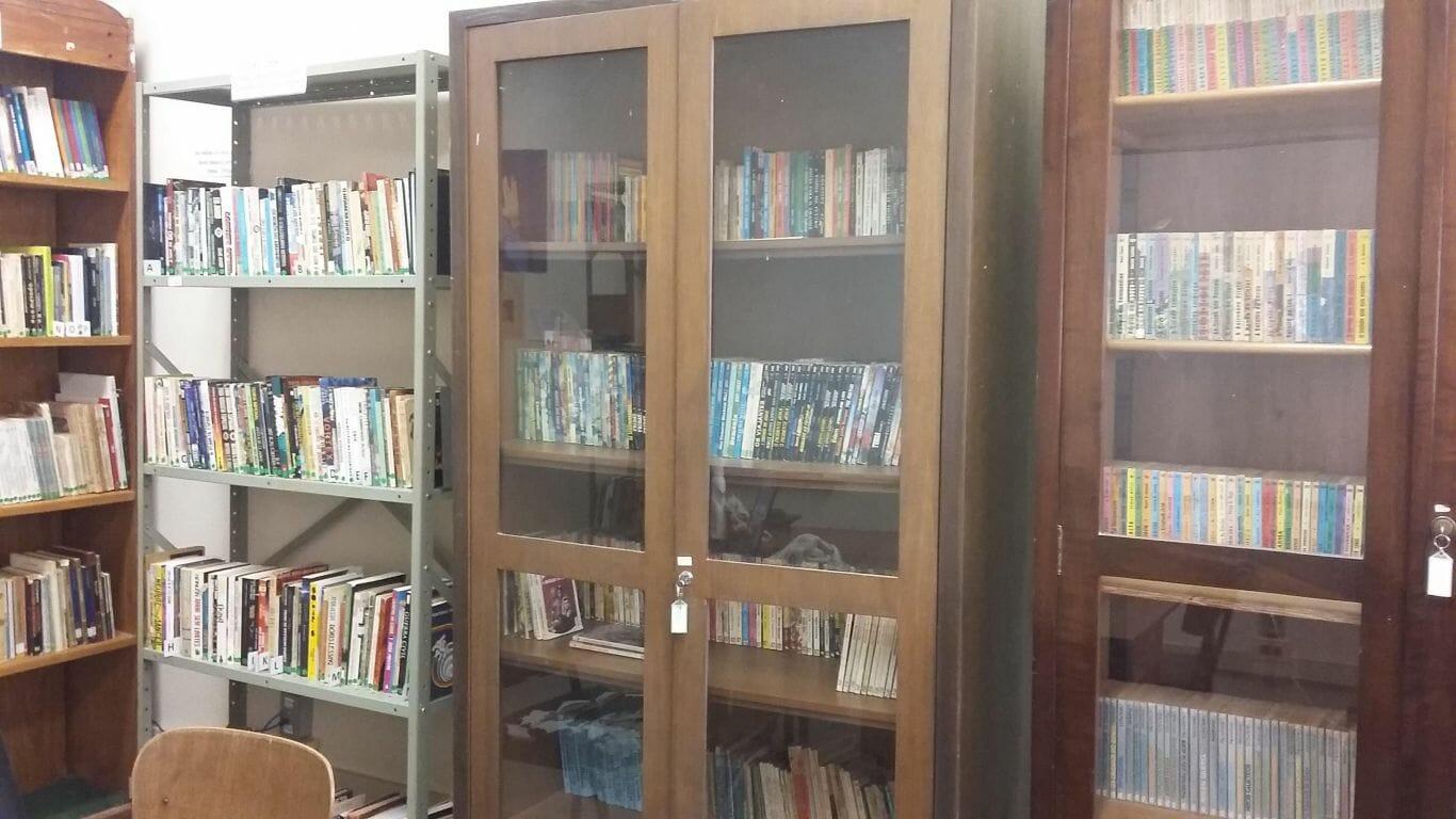 Biblioteca Roberto C. Nascimento