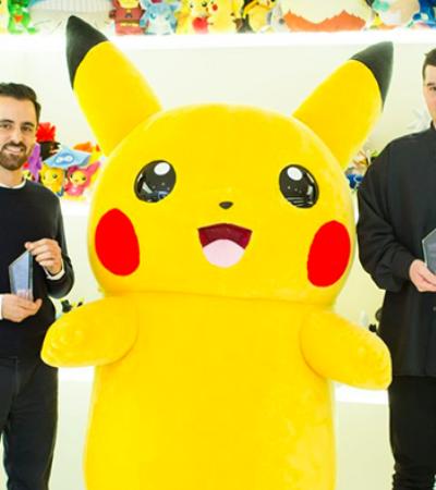 Pokémon cria bolsas de estudo para inovação no design e na arte