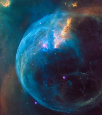 Tem um buraco negro do tamanho de Júpiter vagando por nossa galáxia