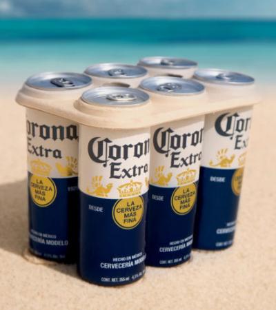 Um brinde: Cerveja Corona vai abandonar plásticos ainda este ano