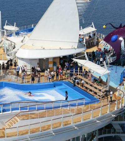Cidade Flutuante no mar: 7 dias a bordo do Harmony of the Seas, um dos cruzeiros mais modernos  do mundo