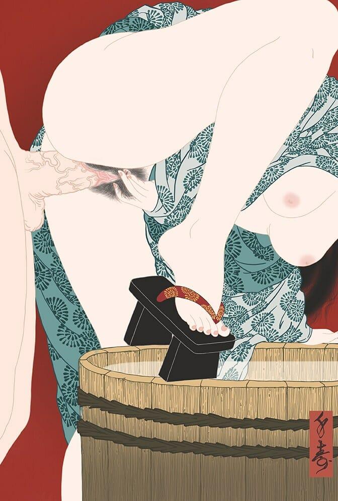 desenho nsfw japones 16