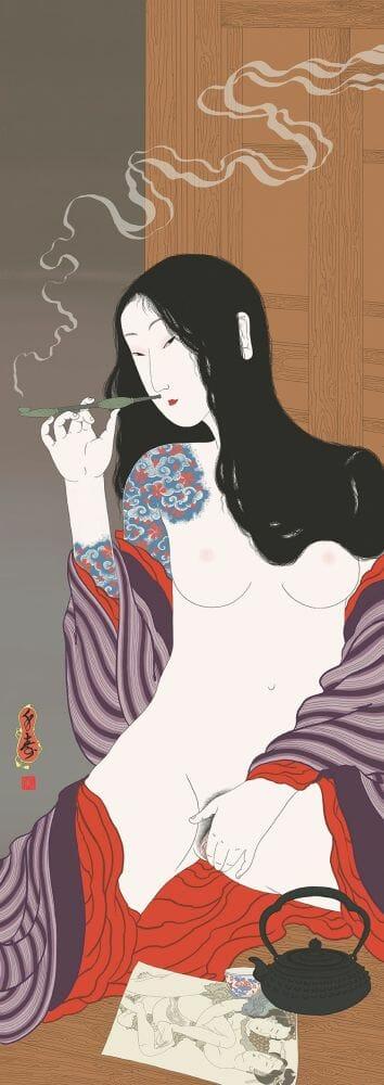 desenho nsfw japones 5