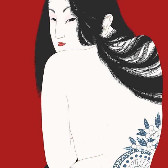 desenho nsfw japones 8