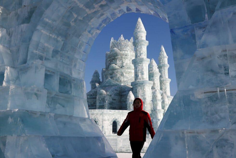 festival de gelo china 1