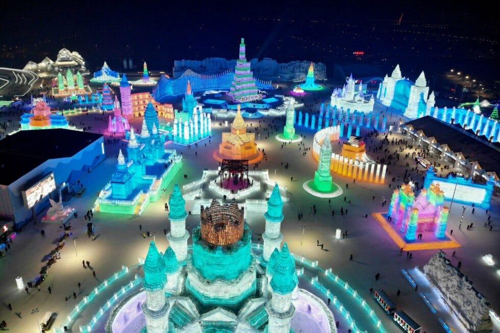 festival de gelo china 13