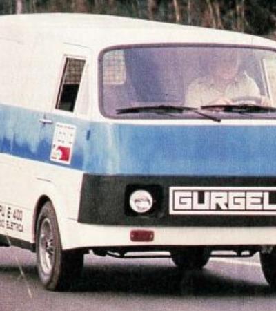 Itaipu E-400: o primeiro carro elétrico brasileiro lançado pela Gurgel nos anos 1980