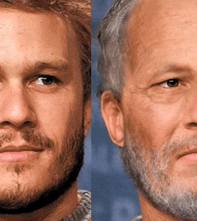 Projeto usa photoshop para imaginar como estariam estas personalidades se estivessem vivas hoje