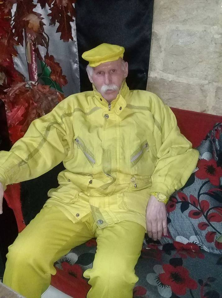 homem amarelo de aleppo 6