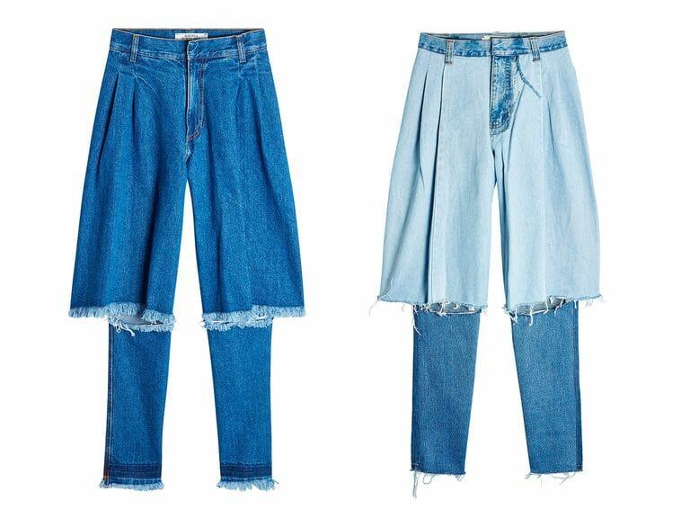 jeans assimétrico 4