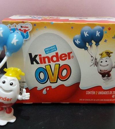 Kinder Ovo causa polêmica por brinquedo com referência à Ku Klux Klan