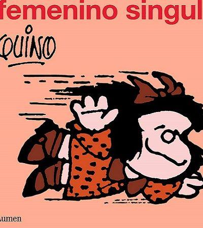 Mafalda ganha nova compilação totalmente dedicada ao feminismo