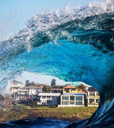 Viaje nas 15 melhores fotografias de oceano de 2018