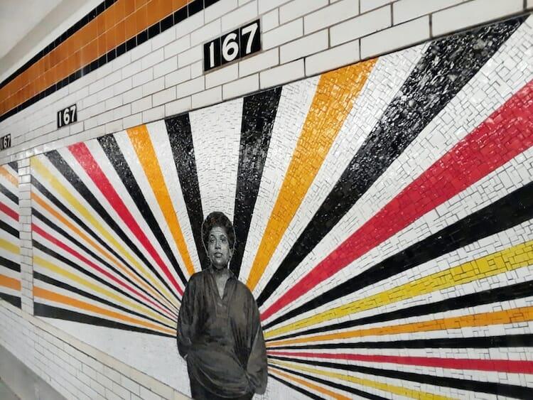 mosaico metrô bronx 4