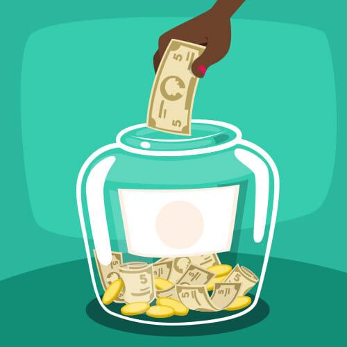 Guardar dinheiro é um processo de amadurecimento e longo prazo