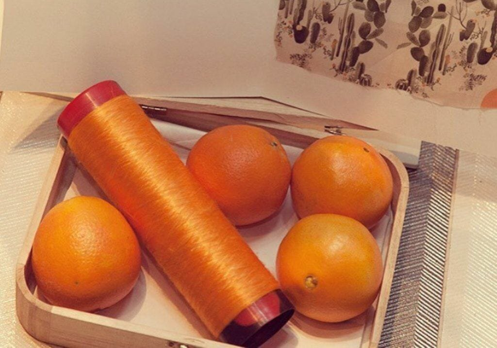 seda vegana laranja 1