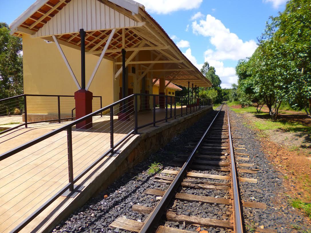 trem turístico Goiás 2