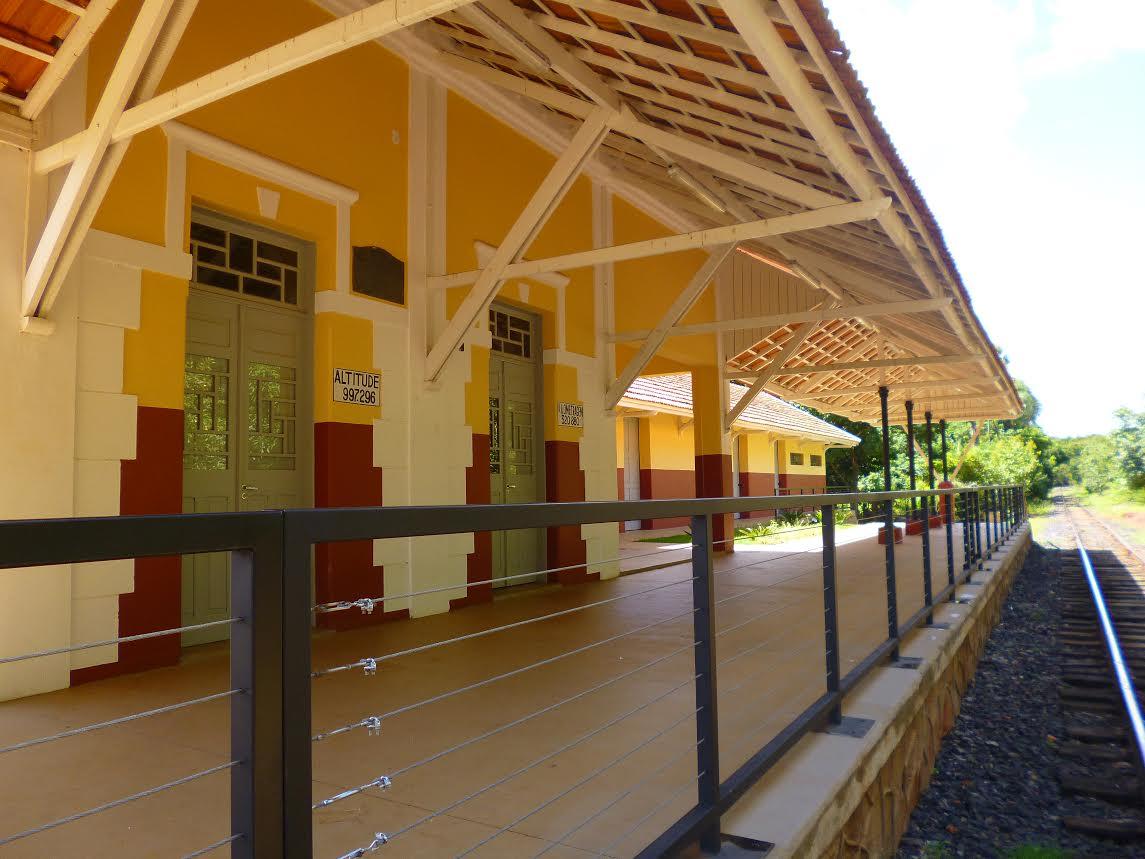 trem turístico Goiás 3