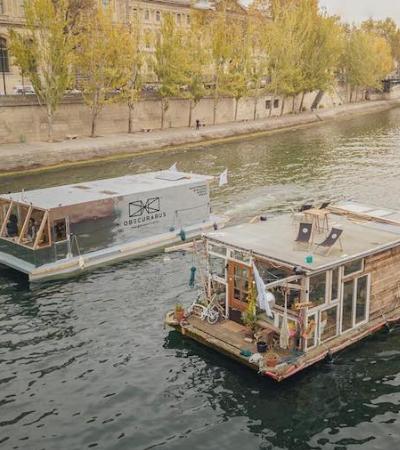 2BOATS: o laboratório fotográfico portátil que está percorrendo toda a Europa