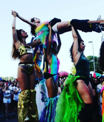 Carnaval é tempo de empoderamento da mulher e luta contra o machismo