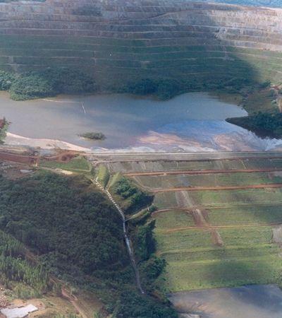 500 pessoas são retiradas de áreas próximas a barragens em duas cidades de MG
