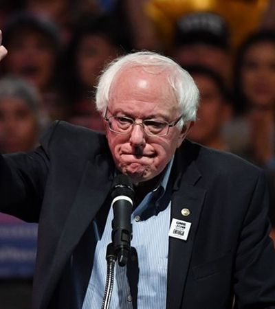 Bernie Sanders enfrenta Trump em disputa mais plural da história pela Casa Branca