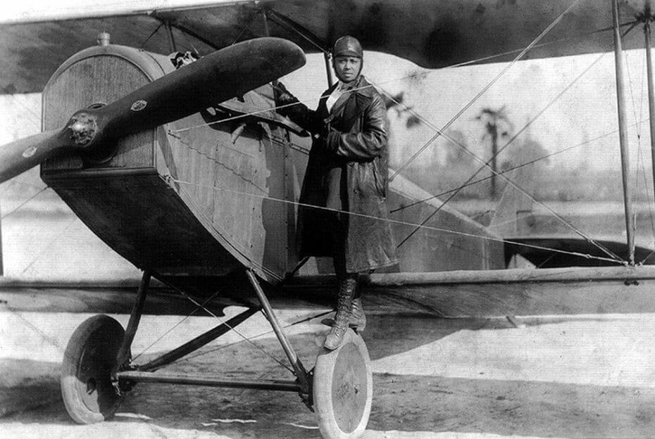 Bessie Coleman 1