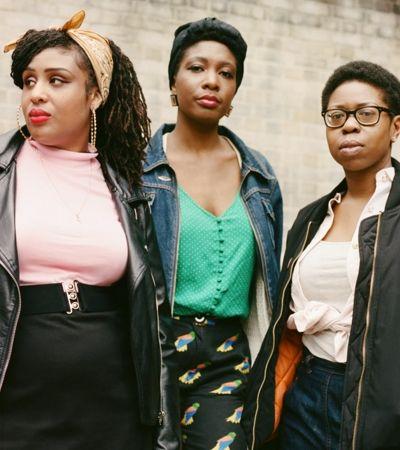 Big Joanie, o trio de minas negras que todo fã de punk e de rock deveria ouvir