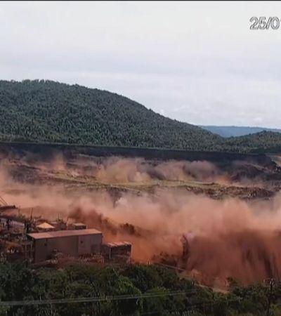 Vale recusou tecnologia de monitoramento de barragem em tempo real, diz jornal