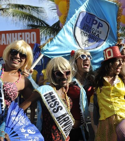 'Lei do xixi' promete ser mais rigorosa neste Carnaval