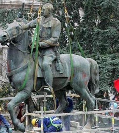 Sem nomes de ruas ou estátuas: 656 cidades da Espanha eliminam símbolos da ditadura