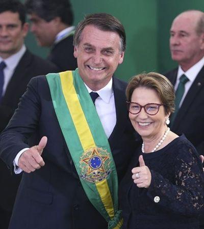 Veneno recorde: Na surdina, governo Bolsonaro libera 54 agrotóxicos em 47 dias