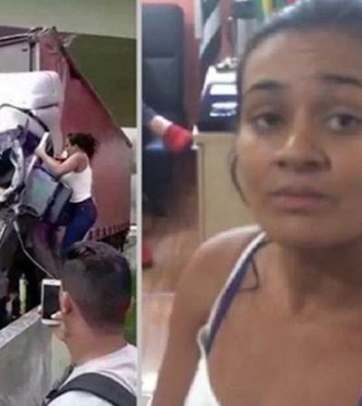 Leiliane, a heroína do acidente com Boechat, consegue tratamento para doença rara