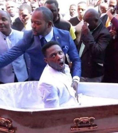 'Levante-se!': Pastor é processado por simular ressurreição