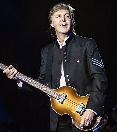 Paul McCartney escala seu dream team do rock. E fica difícil discordar