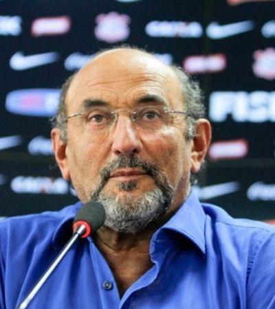Dirigente do Corinthians compara mulher com Aids à Arena