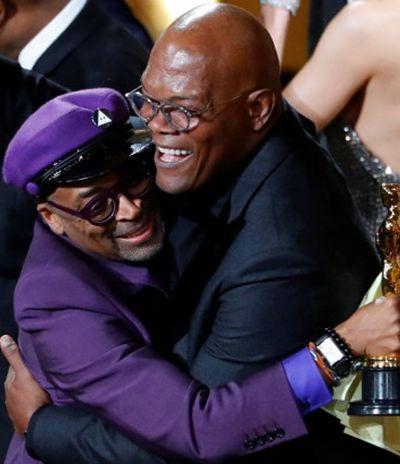 Coisa de preto é ganhar o Oscar. O maravilhoso e histórico discurso de Spike Lee