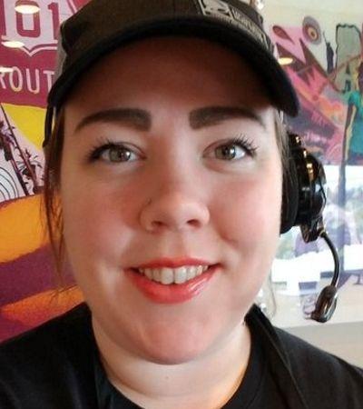 Caixa do Taco Bell escreve mensagens inspiradoras em recibos para melhorar dia de clientes