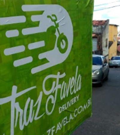 Delivery na quebrada! TrazFavela conecta motoboys e empresas em Salvador
