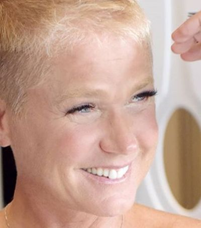 'Só não envelhece quem morre, é melhor se acostumarem', rebate Xuxa sobre críticas