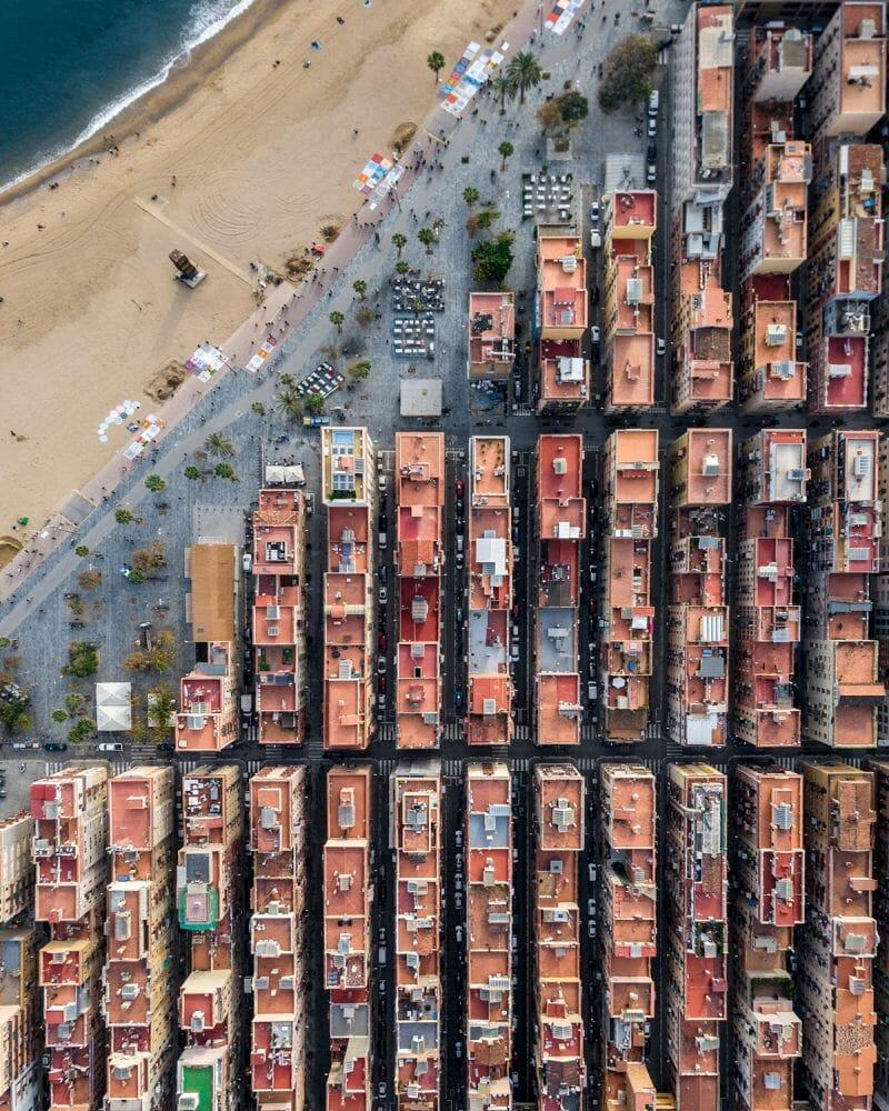 arquitetura de barcelona 1