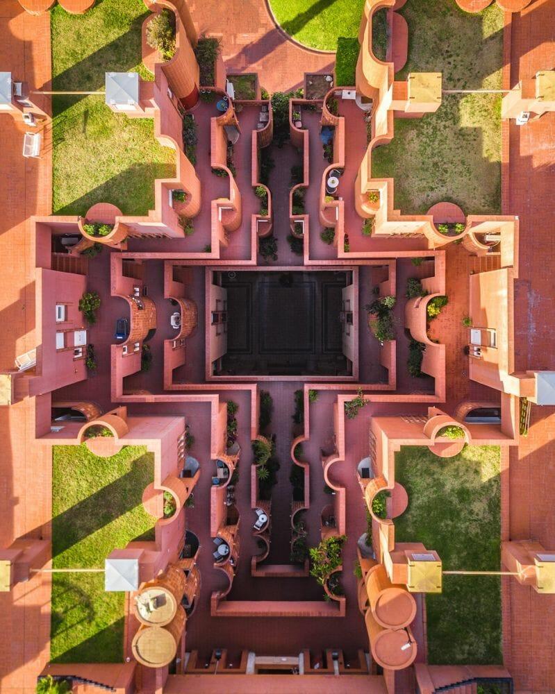 arquitetura de barcelona 5