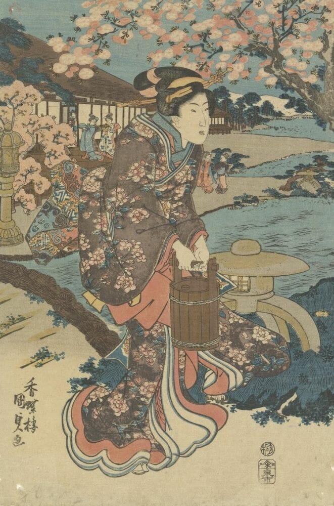 arte japonesa Van Gogh 1