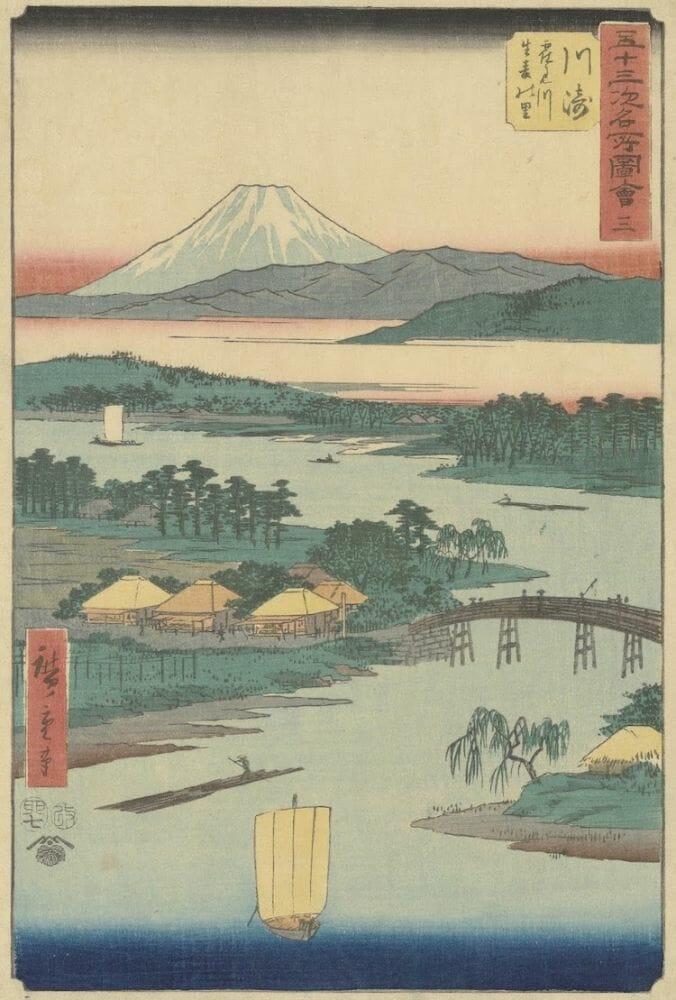 arte japonesa Van Gogh 2