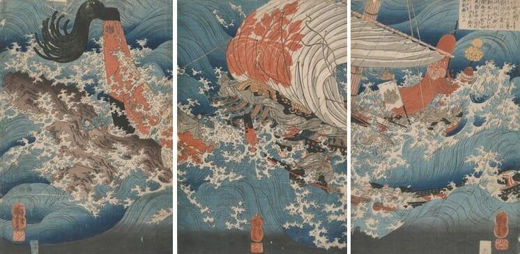 arte japonesa Van Gogh 3