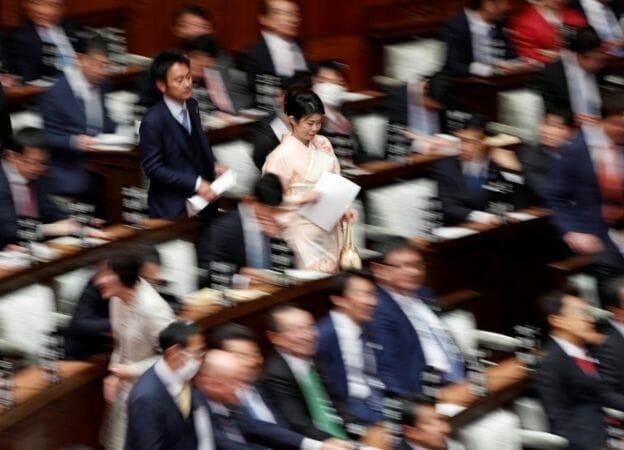 atraso ministro japonês 1